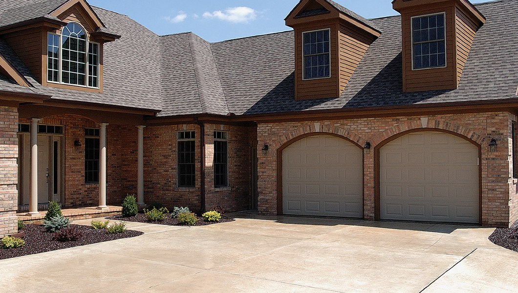 Residential Garage Door Example