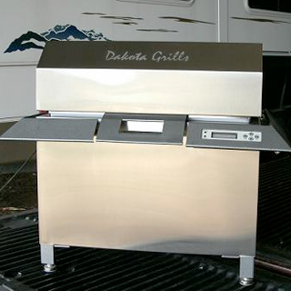 Dakota Grills Road Runner Series Model