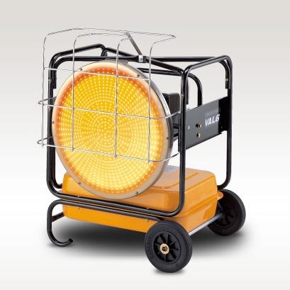 VAL6 KBE5S Infrared Heater