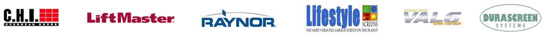 CHI Overhead Doors   LiftMaster   Raynor   VAL6 Infrared Heaters   Dakota Grills